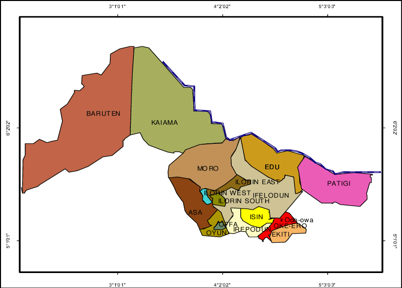 The  Politics Of Kwara Local Governments