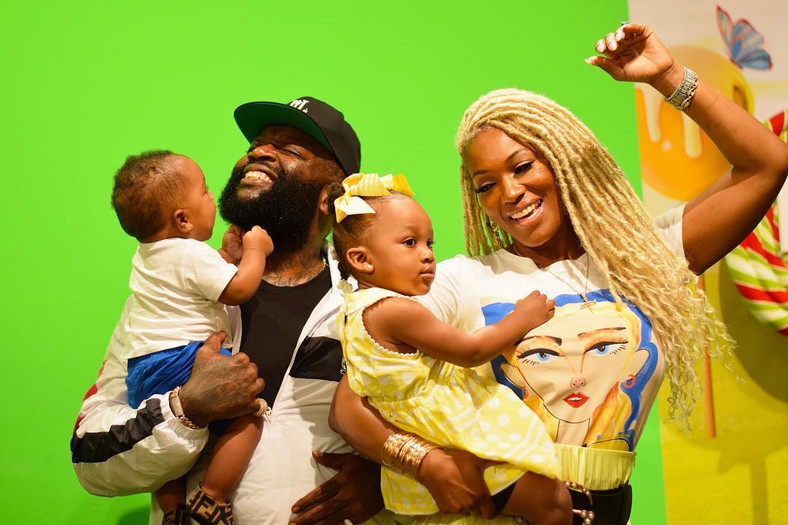 Rick Ross was sued to court over child support and legal fees