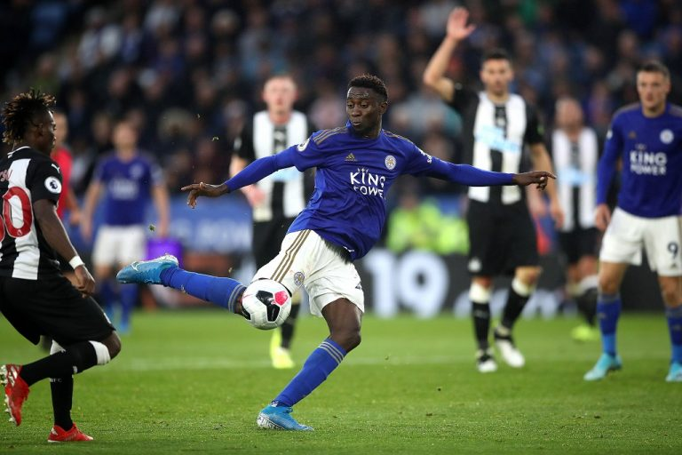 Ndidi Rated 4th Best Midfielder In The EPL This Season