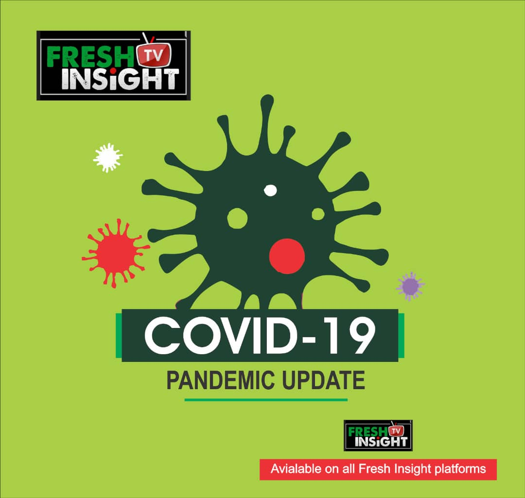 Covid 19: Kwara Governor, confirms Fresh Insight's story, as number of positive cases rises to 11
