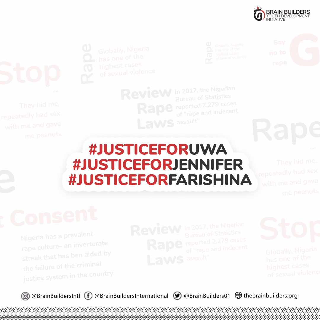 CSO calls for review of Nigeria's rape laws