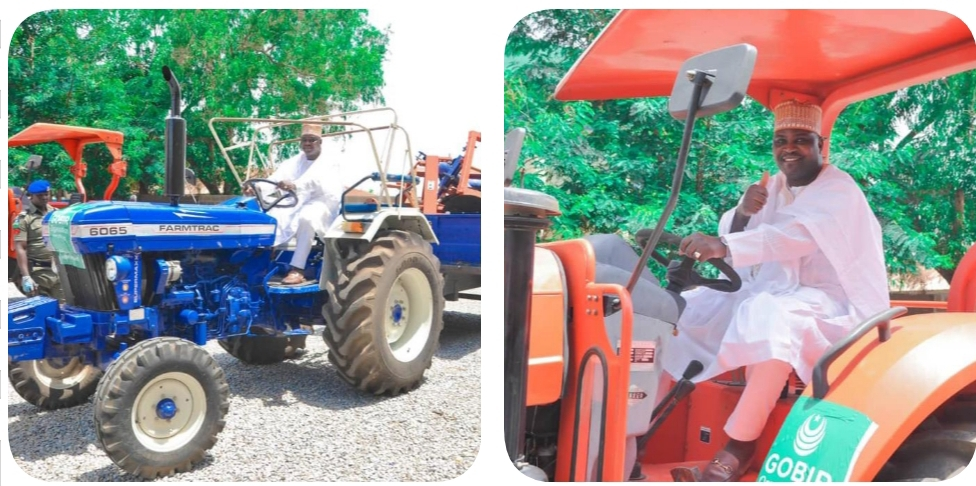 Gobir farmers support project berths in Ilorin East and Moro LG
