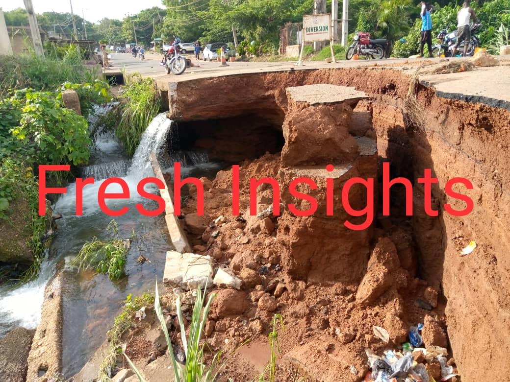 Averting a repeat of Oko-erin bridge mishap on Agba-Dam road