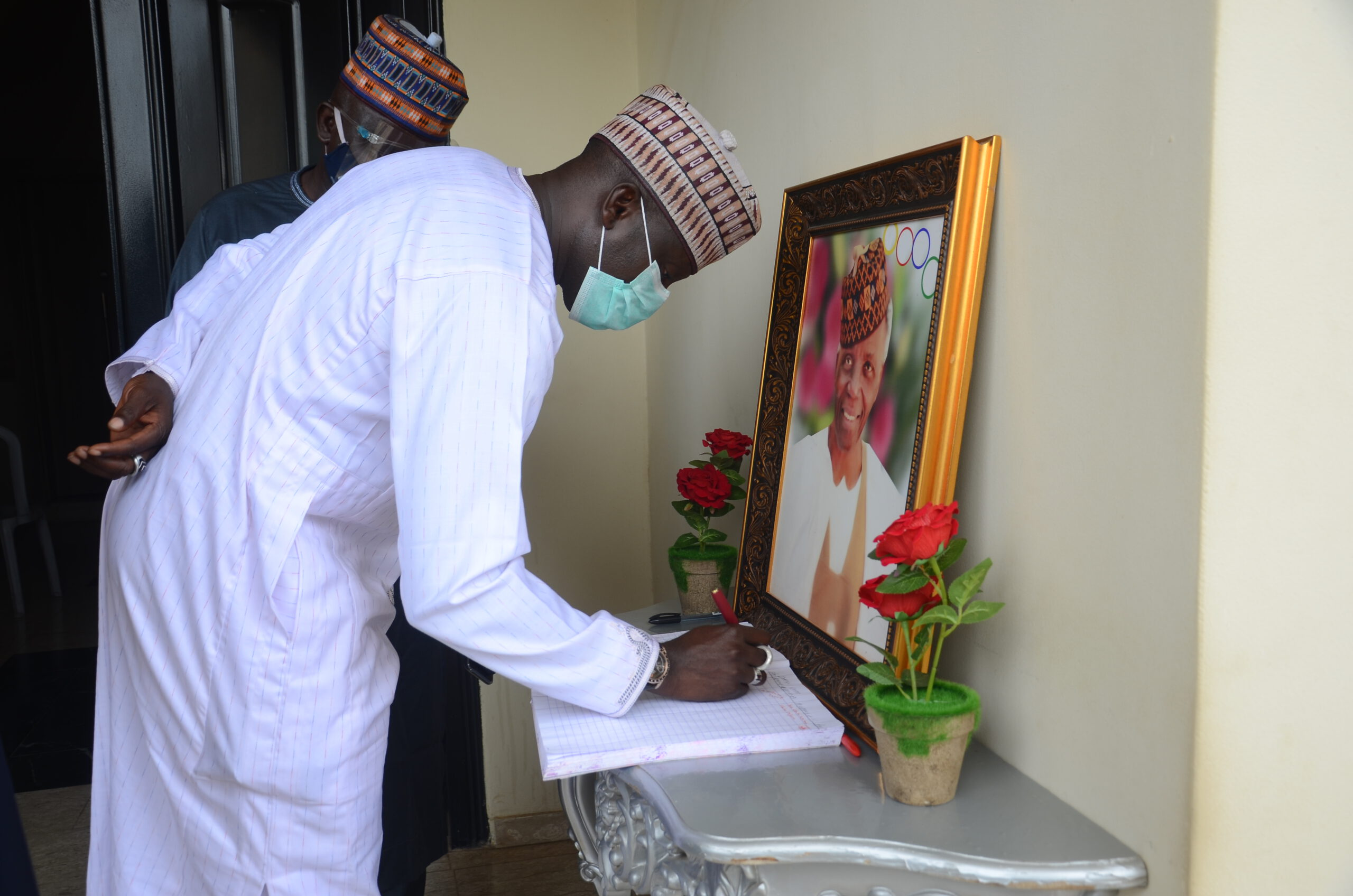 Assembly Speaker, colleagues, pay condolence visit to the Abdulrazaqs