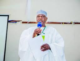 Buhari, Lukman Mustapha, Kwara Speaker, Yahyah Seriki, others mourn Logun
