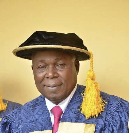 Prof. Fasakin, Ile-Oluji Rector denies mismanaging TETFUND grants