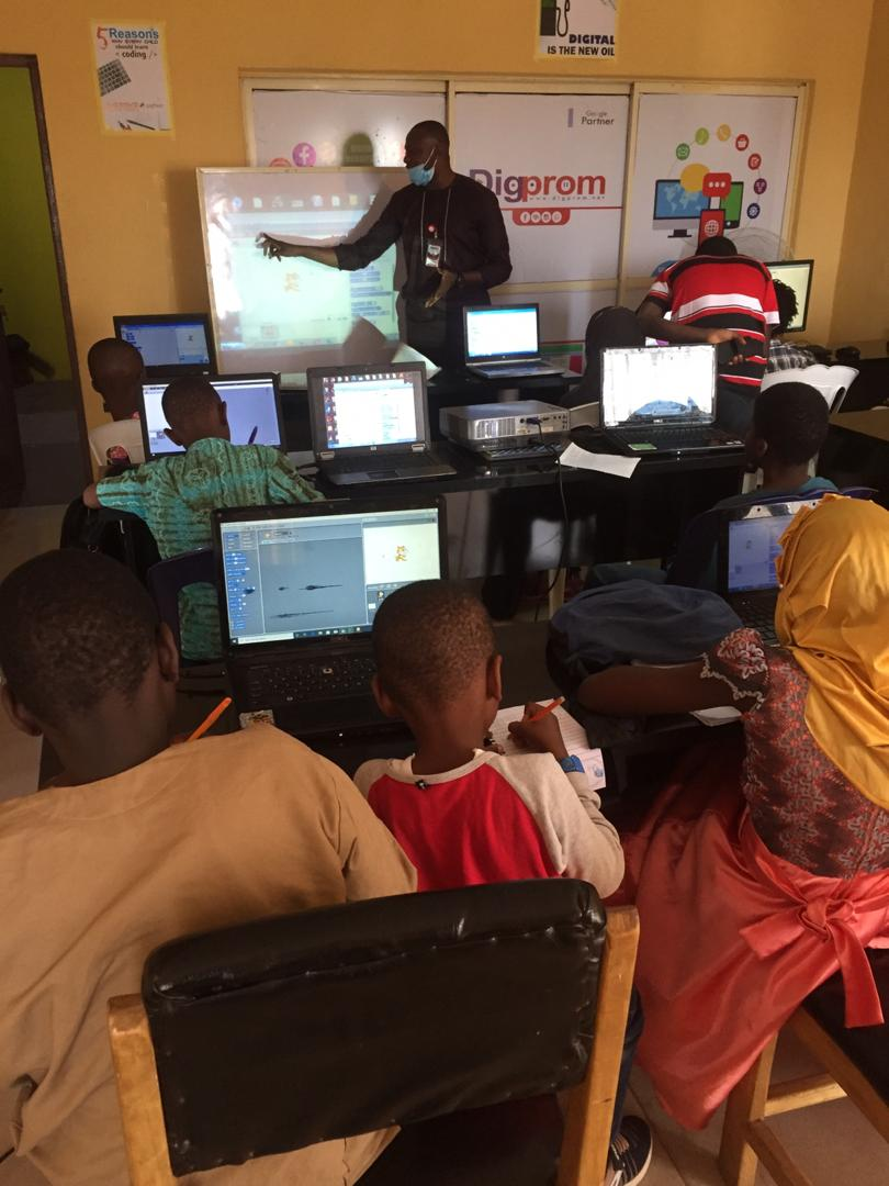 Ilorin based Tech firm launches free coding coaching for kids