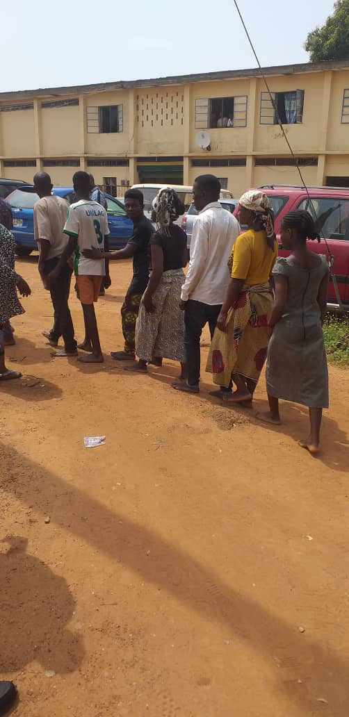 Shoprite: Kwara Police parade 144 Suspects, vows continues hunt for remaining looters