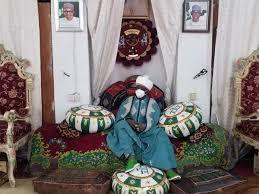25 Garlands for Emir of Ilorin @ 25