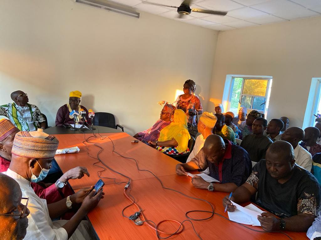 Caretaker: Chief Akogun, Prof. Oba, others rap Gov. abdulrazaq over anti-BOB posture
