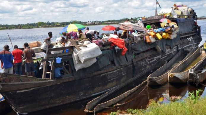 Over 60 people drowns in capsized boat