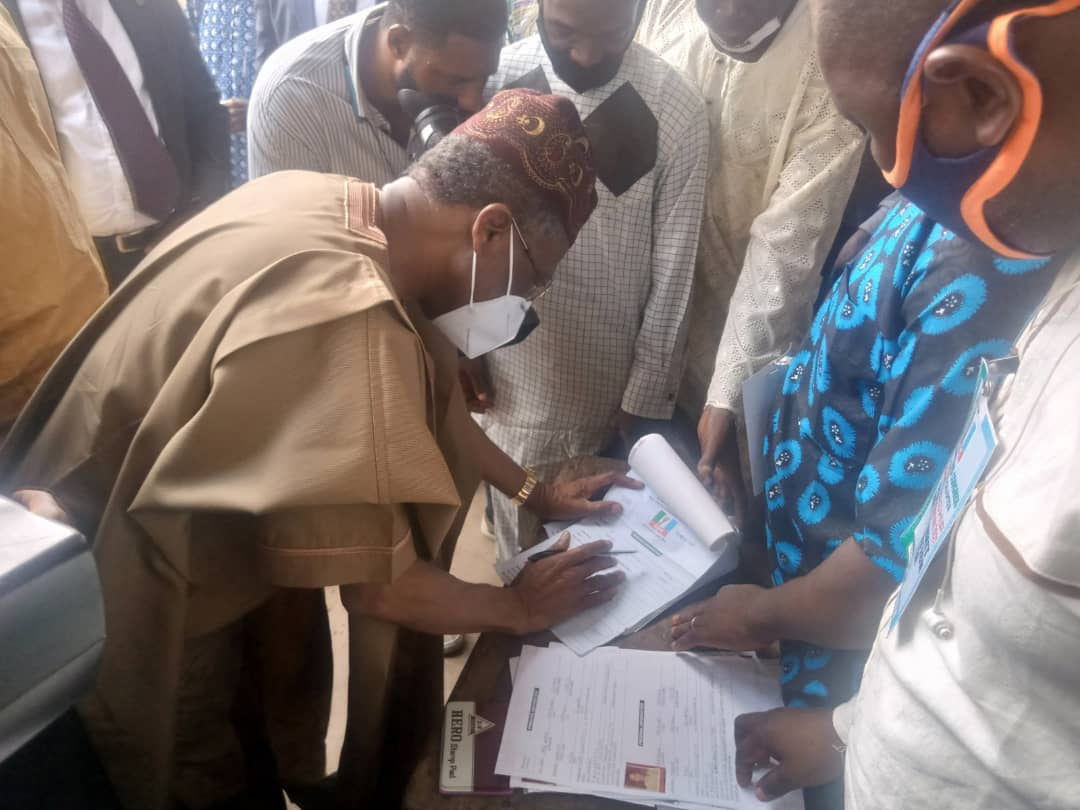 Lai decries Kwara APC registration exercise, alleges Sen. Danboi, others of compromise