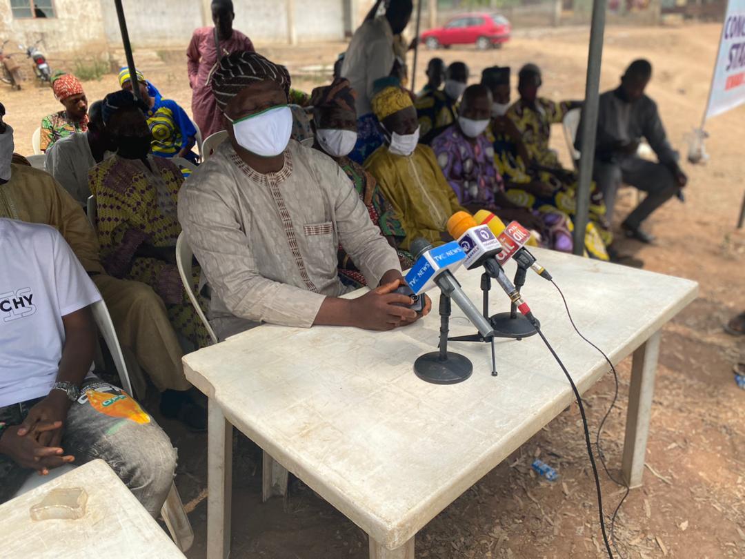 Ifelodun APC Chair, others, throw weight behind Hon. AGF's recall move