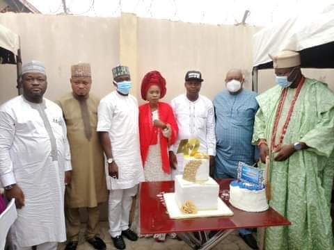 'Saraki', Otoge bury differences to honour Esinrogunjo