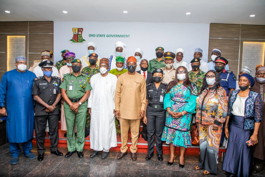 Kwara, Oyo team up against insecurity