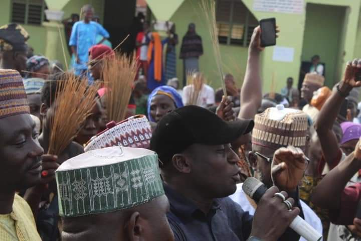 Kwara Speaker assure constituents of more government presence