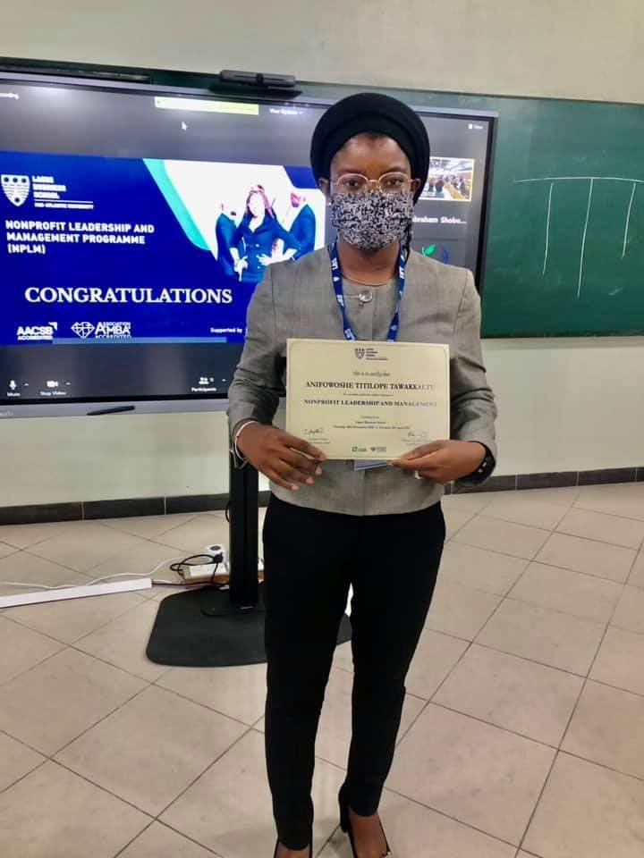 Kwara born Titilope Anifowoshe, Taoma, 98 others bag Ooni leadership award