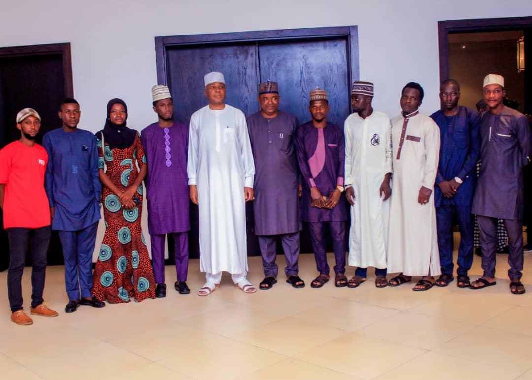 Iftar: Saraki fetes Kwara Journalists, solicits support