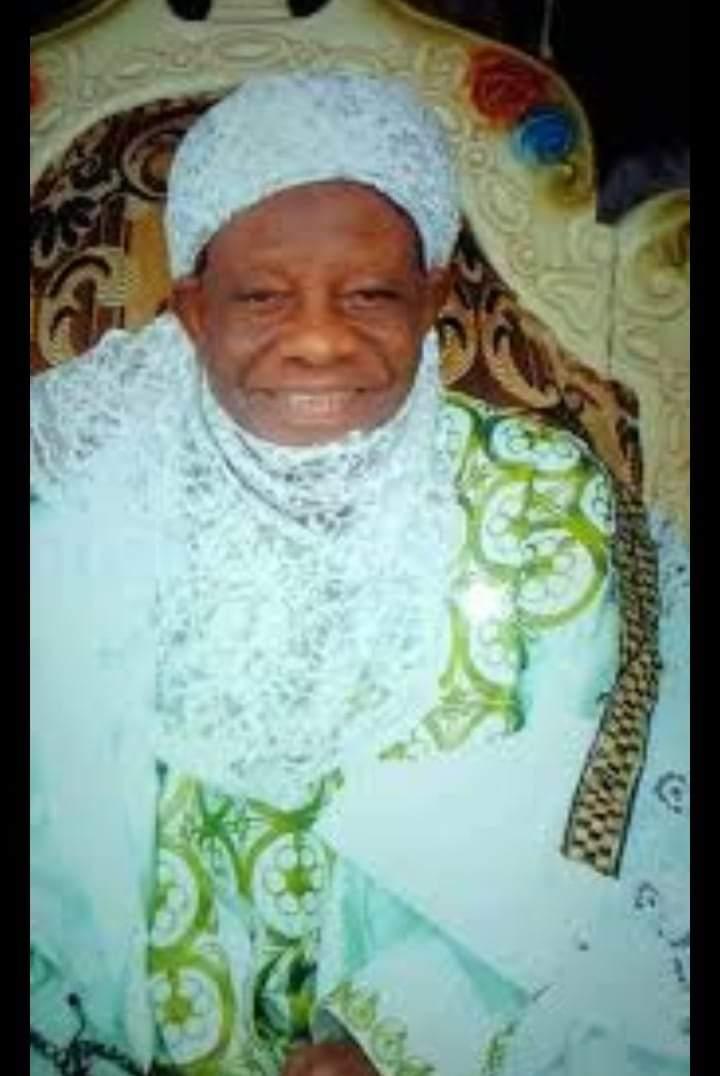 Lukman Mustapha Mourns Balogun Alanamu of Ilorin