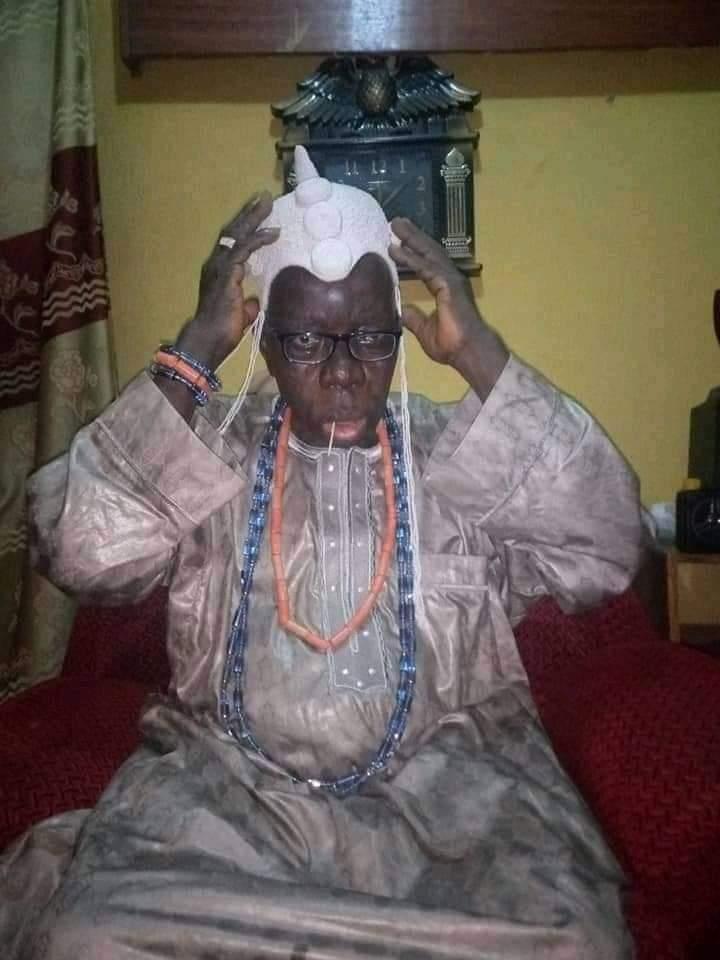 Breaking: Kwara's oldest Oba, Oludofian is dead