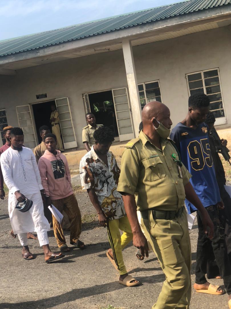 EXCLUSIVE: Court remand Suspected rapists, killers of UNILORIN student