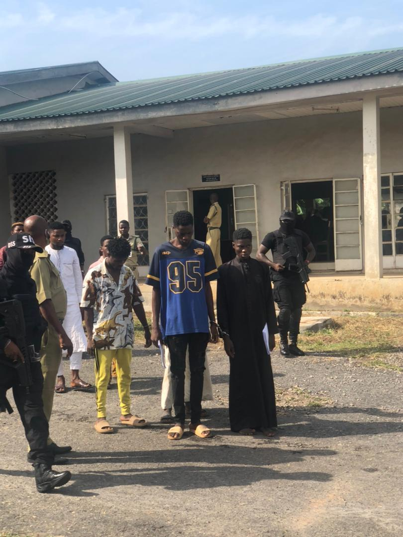 Drama, as serving Police Officer confirms involvement in rape, murder case of UNILORIN Student