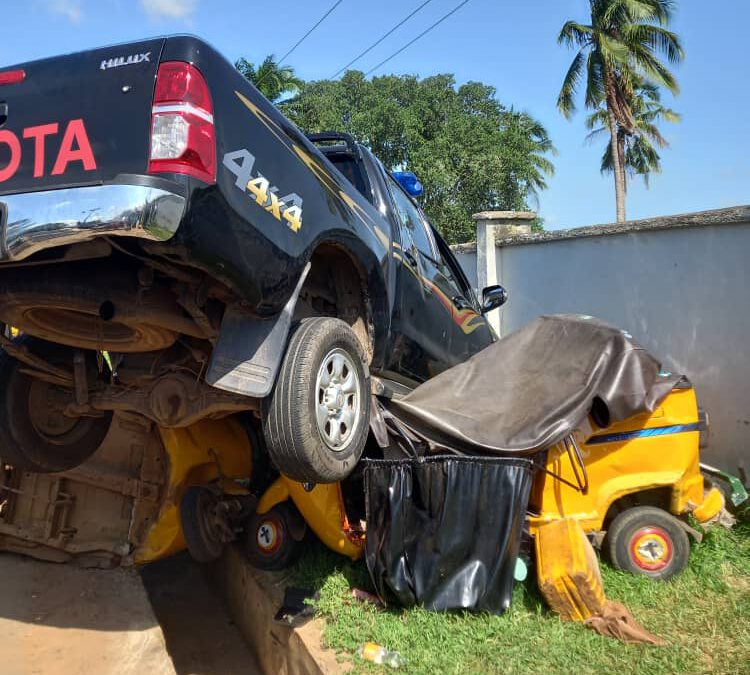 Road Mishap and Government's Roullete Dance with Kwaran's lives