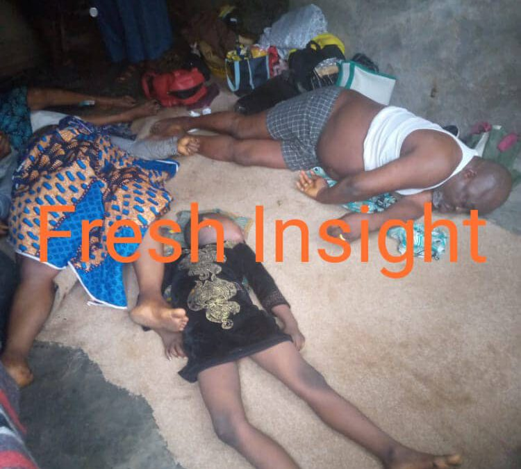 Generator fume wipes out family of 4 in Kwara, 2 in critical condition