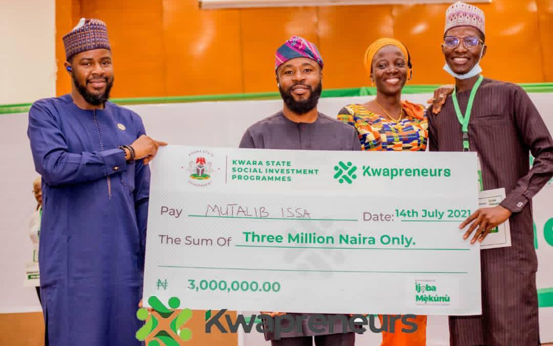3 million naira KWASSIP loan; Governance or Politics?