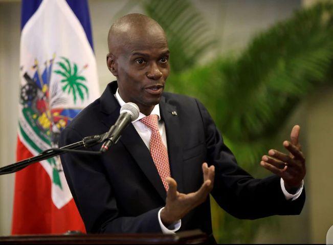 Breaking: Haitian President assassinated