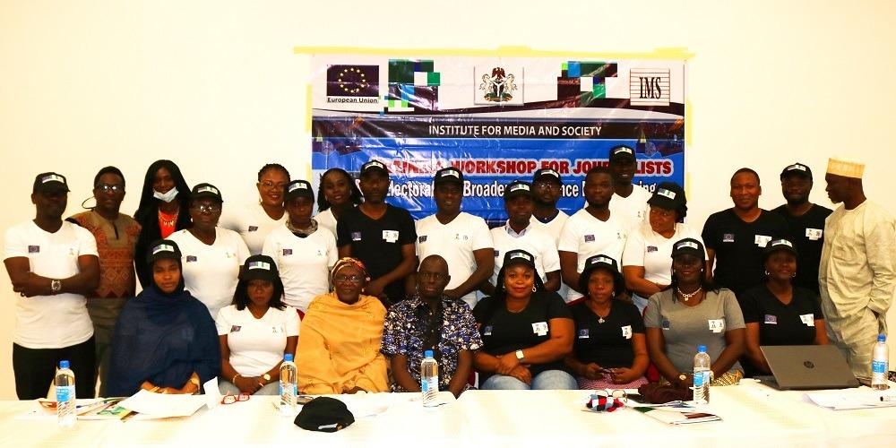 2023 Elections: Dare Akogun, Scores of other Journalists undergoes European Union training