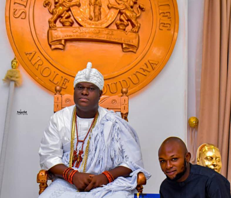 Ooni, the new yam festival and my date with history by Seun Awogbenle
