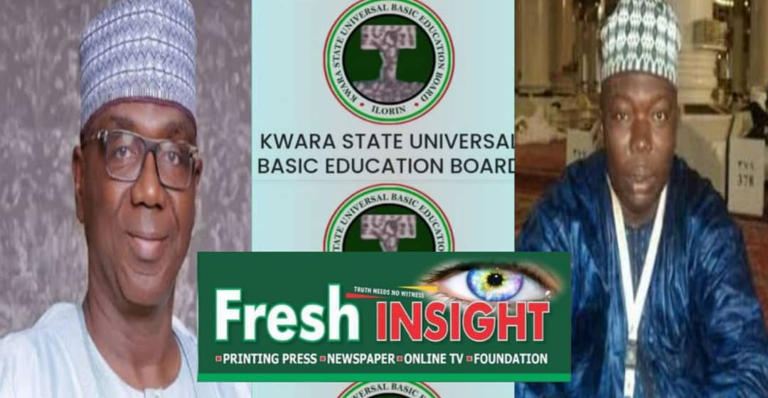 SUBEB contract scam; Kwara Gov. media aide, Fafoluyi attempts to mislead Kwarans